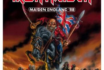 Iron Maiden: Maiden England 88